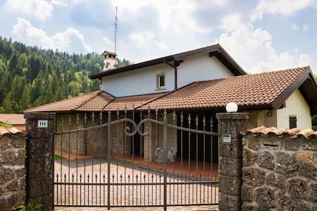 Villetta in montagna - Onore - Villa