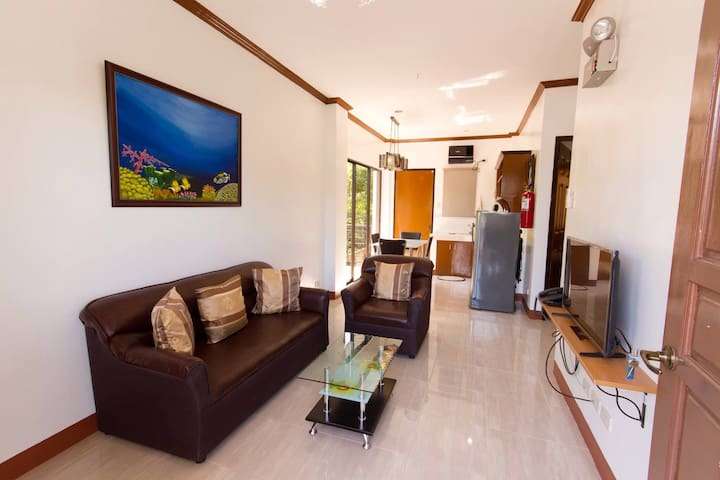 A family suite - Tagbilaran City