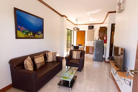 A family suite - แทกบิลารัน - อพาร์ทเมนท์