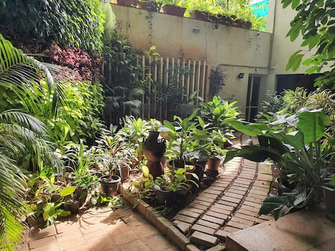 Nature's Nest, a unique experience amidst greenery