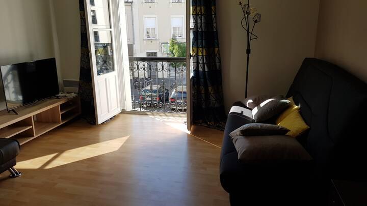 Appartement 3 pièces Angers Hyper centre