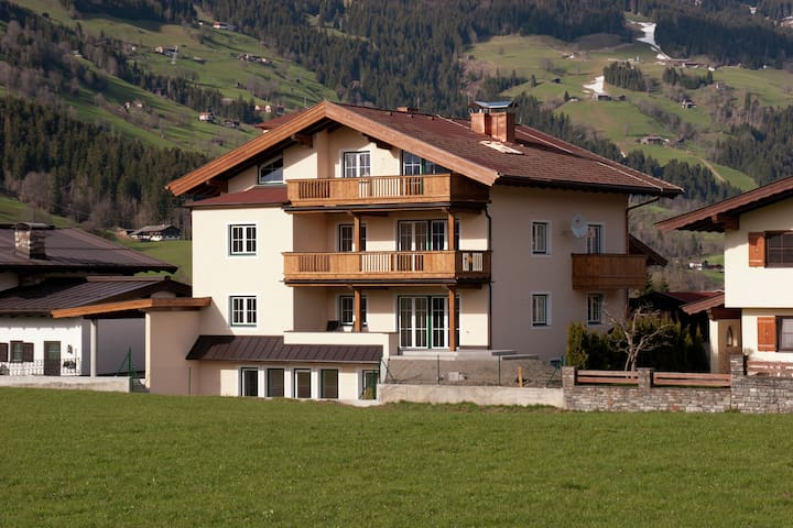 Quaint Apartment near Skiing Area in Westendorf