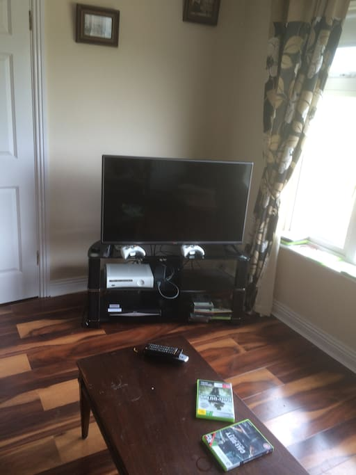 Tv and 360Xbox