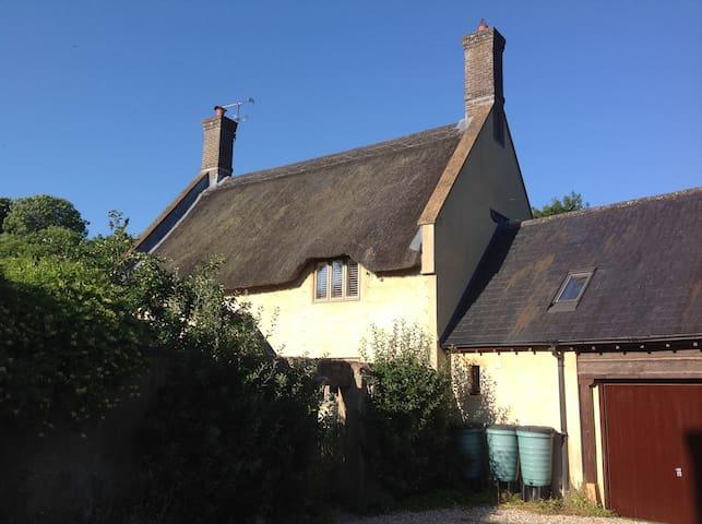 The Farmhouse, Alton Pancras