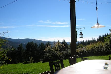 Maison d'amis 3 cottages belle vue - Laval-sur-Doulon - กระท่อม