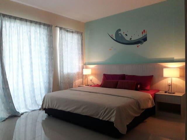 marina island pangkor homestay lumut appartement