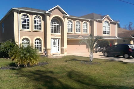 Relaxing Home Near Daytona w/ Pool - Palm Coast - Haus