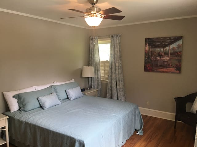 Master Bedroom - King Size