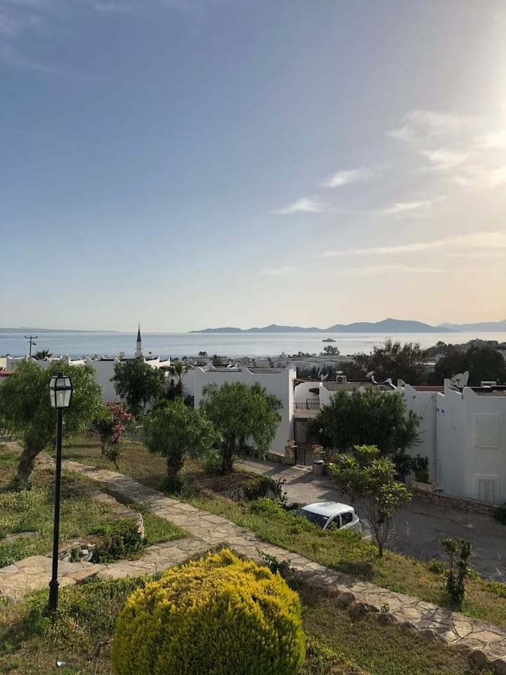 Vacation House with a View in Turgutreis, Bodrum