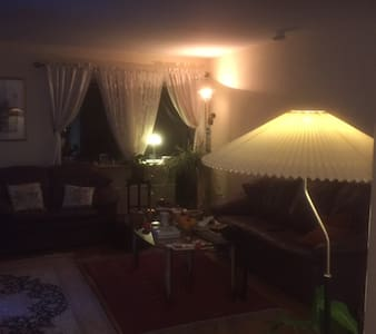 Peaceful and Furnished Single Room in House Share - Åstorp N - Apartment - 1