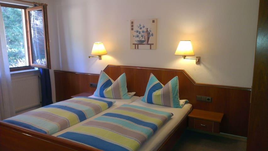 Gasthaus zur Erle, (Simonswald), Doppelzimmer Komfort mit Dusche und WC