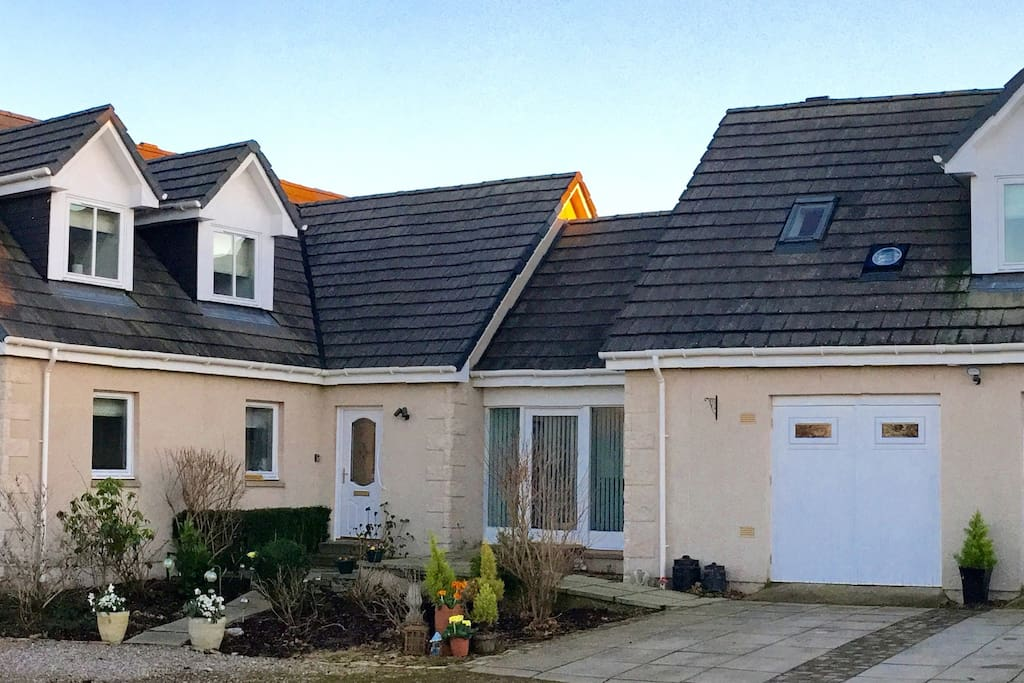 Kingston on Spey B&B and Self Catering annexe