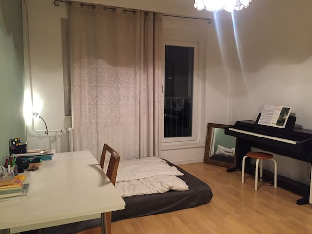 Apartment near to Alexanderplatz