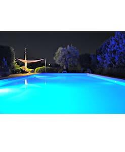 Luxury Villa Egnatia - 莫諾波利