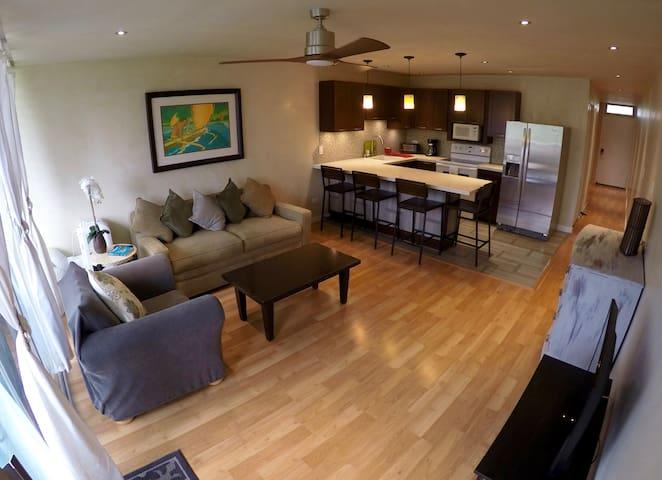 Kuau Surf - Paia - Condominium