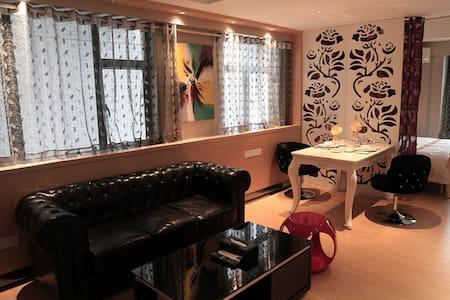 豪华大床套房 - Zhongshan - Apartment - 1