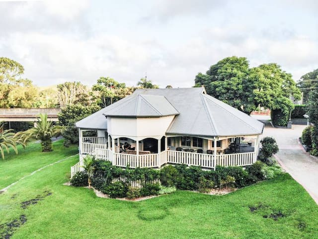 Bangalow Guesthouse - Mary James Suite