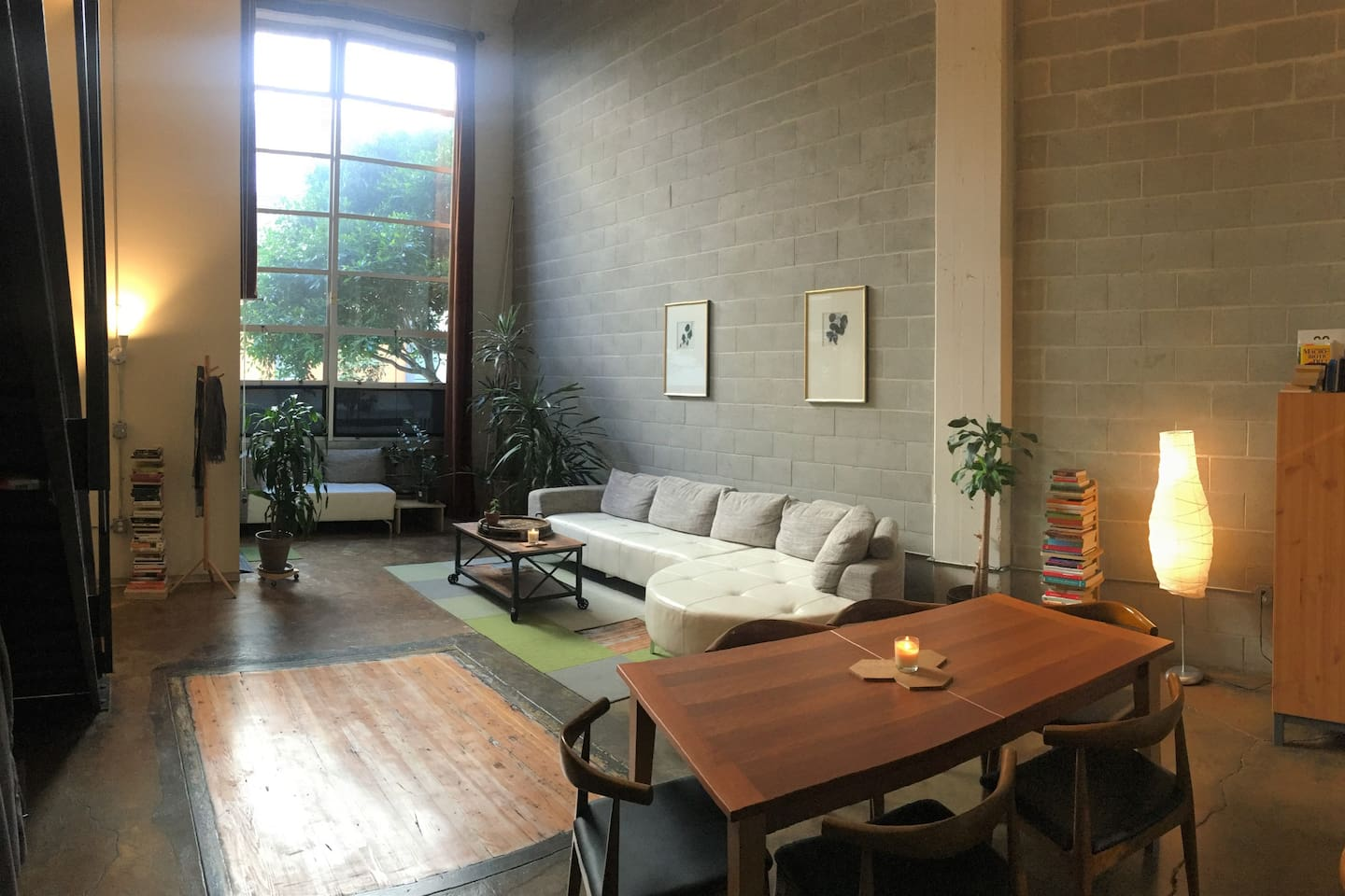 bright modern loft w high ceiling downtown sf lofts for rent in