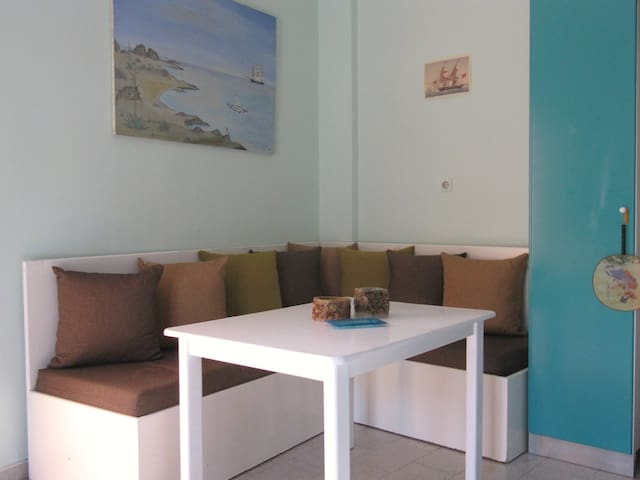 Central, Cosy Apartment in Ierapetra - Ierapetra - Appartement
