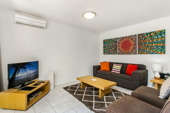Byron Bay Beach Haven 1 Bedroom Apartment No. 7A