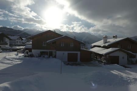 Traumferienwohnung in Fischbachau**SPECIAL** - Fischbachau - Lejlighed
