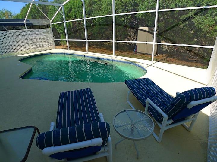 Dick Quinn's Villa Davenport Florida
