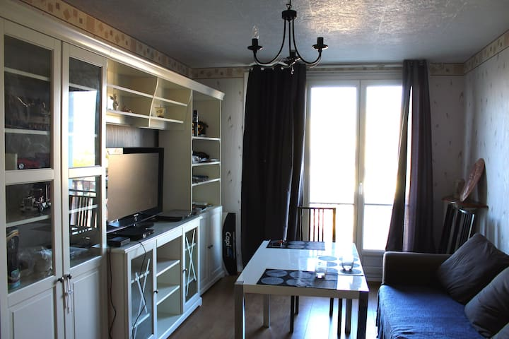 T2 cosy à Colombes - Colombes - Apartment