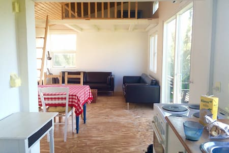 My winter cottage - perfect getaway from the city - Ballerup - Cabaña