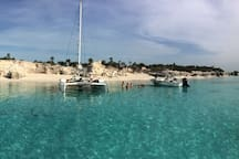Spend a lazy afternoon on one of our many great local boat charter companies