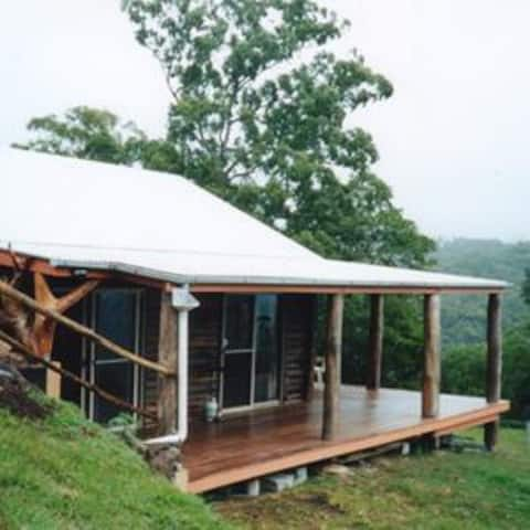 Obiview Haven - Log Cabin