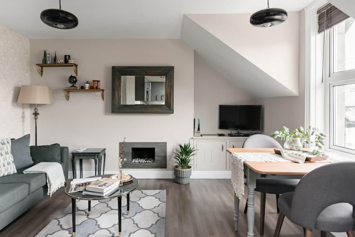 Attractive Central Harrogate Apartment