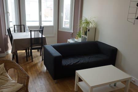 Bright appartment near Paris - Cachan - Apartamento