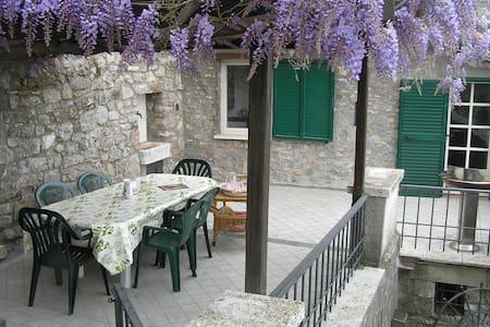 Casa vacanza in val d'Orcia - Campiglia D'orcia - Huis
