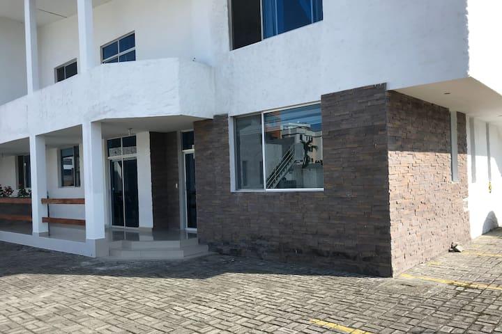 Conjunto Arena y Paz 1 - Tonsupa Diamond Beach