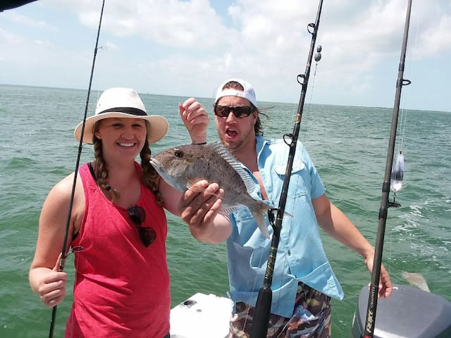 M&M PRIVATE ECO TOUR & FISHING CHARTERS...