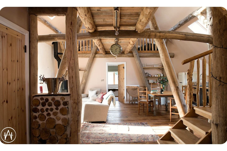 The Lodge Interiors