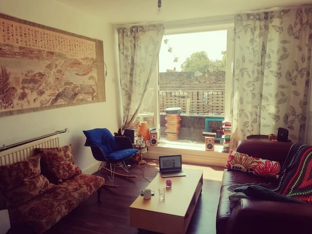 Cozy room in heart of Hackney