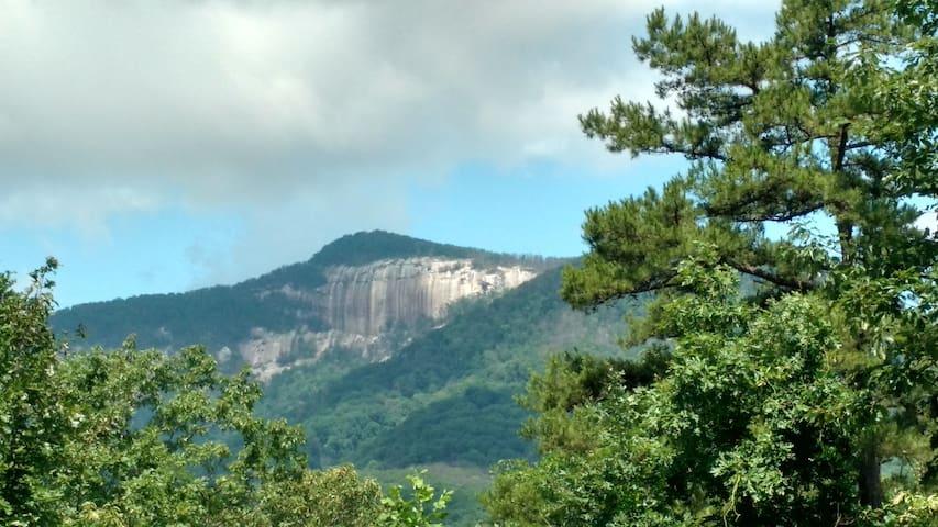 2b Kit Mountain View Apt Waterfall Brevard SC NC
