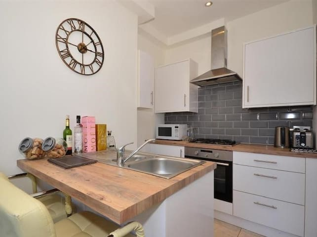 Private, Comfortable and Practical Commuter Flat