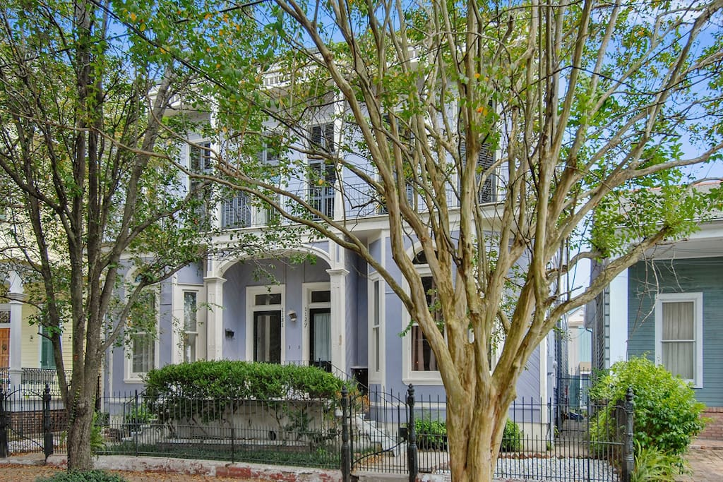 Garden District Gem Townhome 2 Townhouses For Rent In New Orleans Louisiana United States
