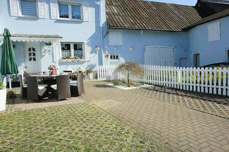 4-room house 100 m² Ferienhaus for 8 persons in Manderscheid - Manderscheid - Дом
