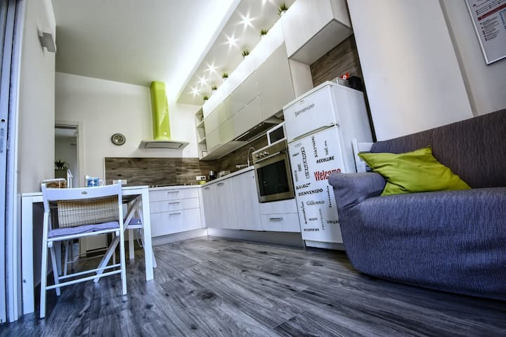 Apartment Bed and Breakfast Up Bologna