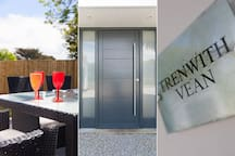 Trenwith Vean – Sleeps 8 – Pet Friendly – Garden – Parking for 4 cars