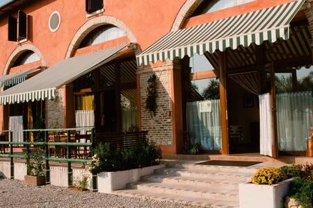 Camera agriturismo vicino Venezia - Casale sul Sile - 住宿加早餐