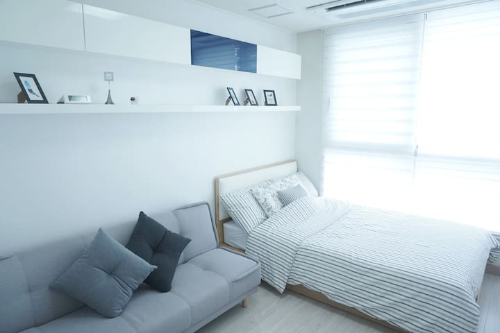 Studio APT in The Heart of Dongdaemun/SuperCentral - Dongdeamum - Appartement