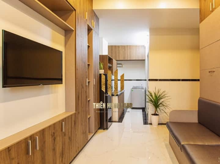 Luxury Serviced apartment in 12 Dis. 217$/month