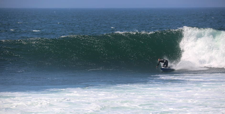 San Miguel Point when it is firing is world class perfection.