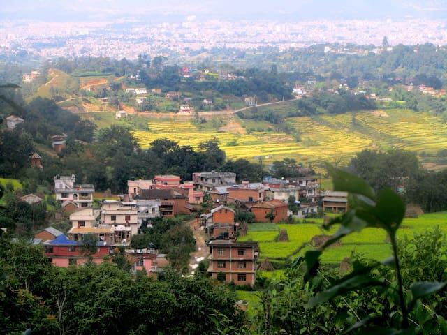 Taarevir-Landscapes-JholungePul(chhampi fb page)