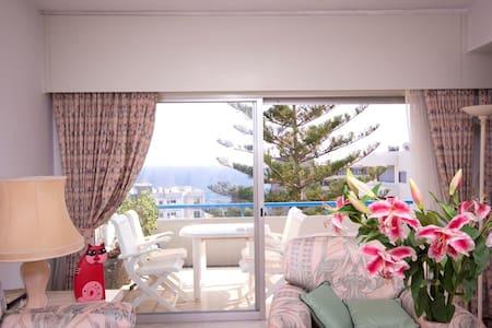 MEDITERRANEAN DREAM: BEACH FRONT LUXURY APPARTMENT - Agios Tychon - Apartment - 1