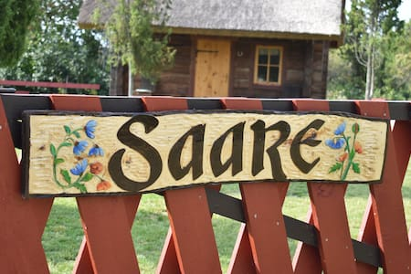 Private getaway in Saaremaa nature